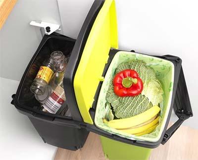 Inbouw Prullenbak Keuken : Inbouw prullenbak voor uw keukenkast bekijk inbouw afvalbakken