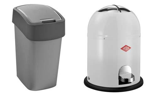 Tafel Prullenbak Rvs : Kleine prullenbak mini afvalbakje badkamer toilet aanrecht