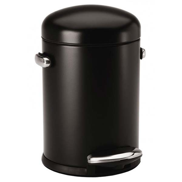 Kleine prullenbak mini afvalbakje badkamer toilet aanrecht - Mini badkamer m ...