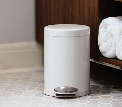 Kleine Prullenbak Mini Afvalbakje Badkamer Toilet