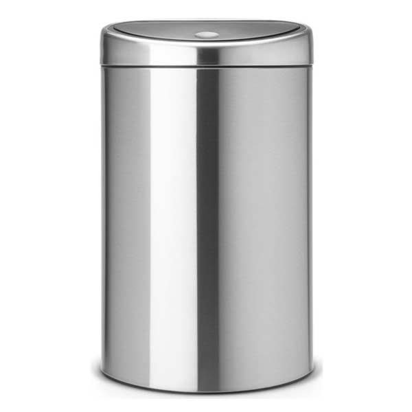 brabantia-touch-bin-recycle-afvalbak-2-vakken