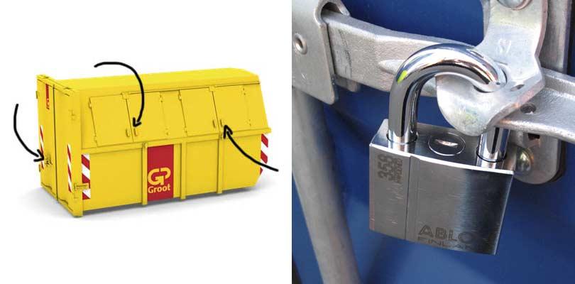hangslot-afgesloten-container-huren