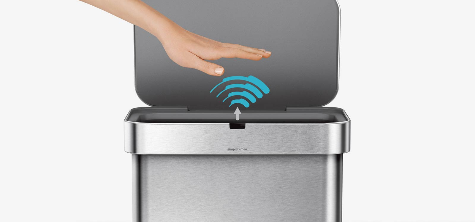 sensor-prullenbak-automatische-afvalbak